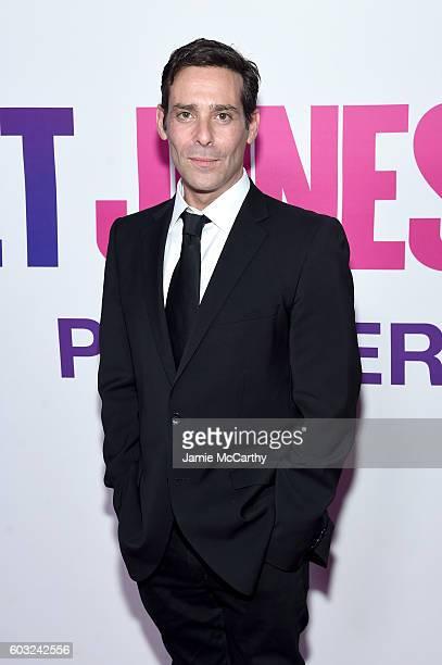 James Callis attends the Bridget Jones Baby New York Premiere at Paris Theater on September 12 2016 in New York City