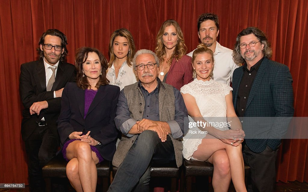 Closing night reunion panel of Battlestar Galactica and after party presented by Entertainment Weekly and SYFY during the ATX Television Festival : Nachrichtenfoto