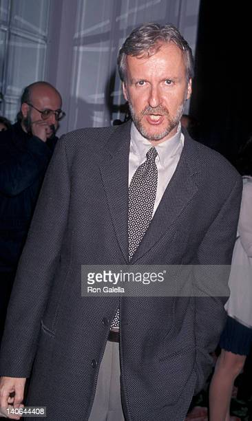James Cameron at the 35th Annual Publicists Luncheon Beverly Hilton Hotel Beverly Hills