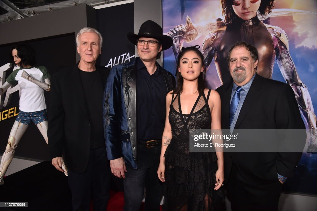 "Premiere Of 20th Century Fox's ""Alita: Battle Angel"" - Red Carpet : News Photo"