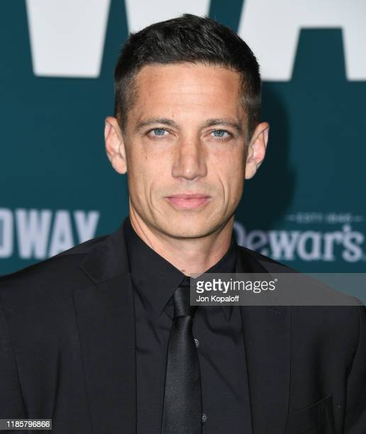 James Carpinello attends the premiere of Lionsgate's Midway at Regency Village Theatre on November 05 2019 in Westwood California