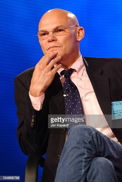 James Carville consultant for the new HBO Series K Street
