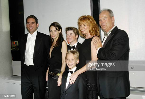 James Caviezel Claire Forlani Thomas Lewis Connie Ray Brett Rice and Devon Gearhart