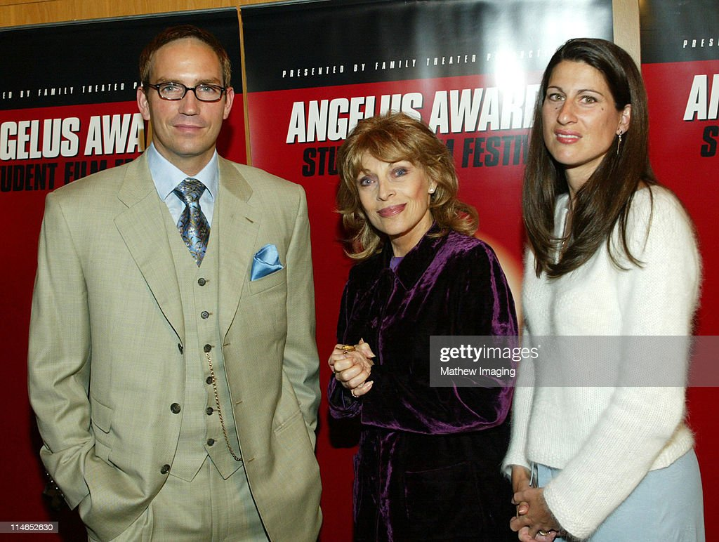 The 8th Annual Angelus Awards Student Film Festival : News Photo