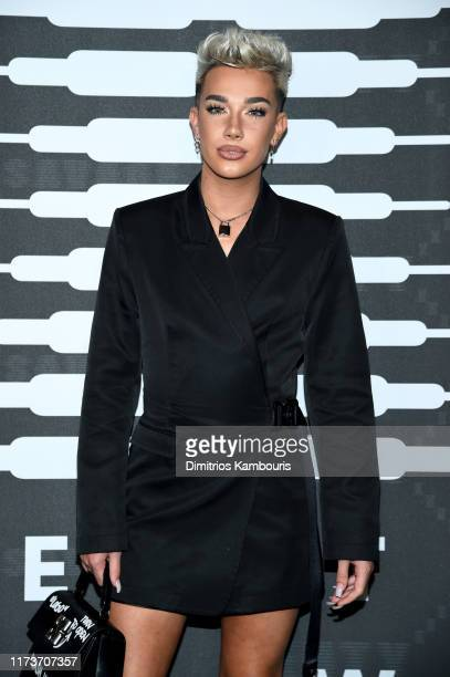 James Charles attends Savage X Fenty Show Presented By Amazon Prime Video - Arrivals at Barclays Center on September 10, 2019 in Brooklyn, New York.