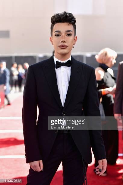 James Charles attends the 2019 Billboard Music Awards at MGM Grand Garden Arena on May 1 2019 in Las Vegas Nevada