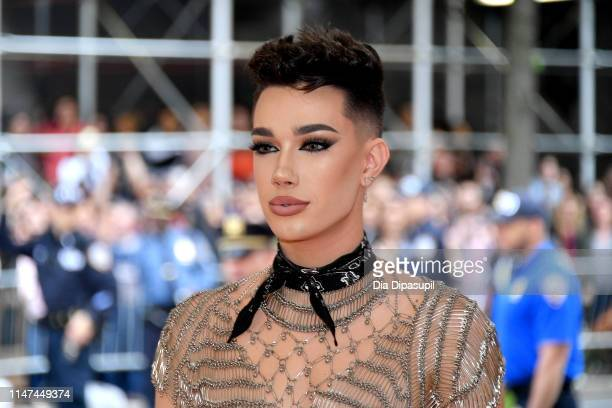 James Charles attends The 2019 Met Gala Celebrating Camp: Notes on Fashion at Metropolitan Museum of Art on May 06, 2019 in New York City.
