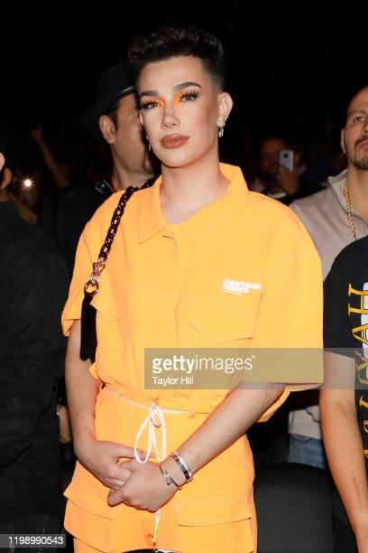 James Charles attends the 96.3 Mega FM Calibash 2020 at Staples Center on January 11, 2020 in Los Angeles, California.