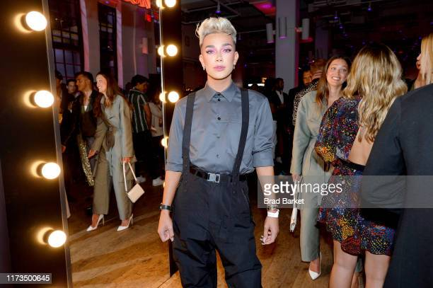 James Charles celebrates the launch of YouTubecom/Fashion on September 09 2019 in New York City
