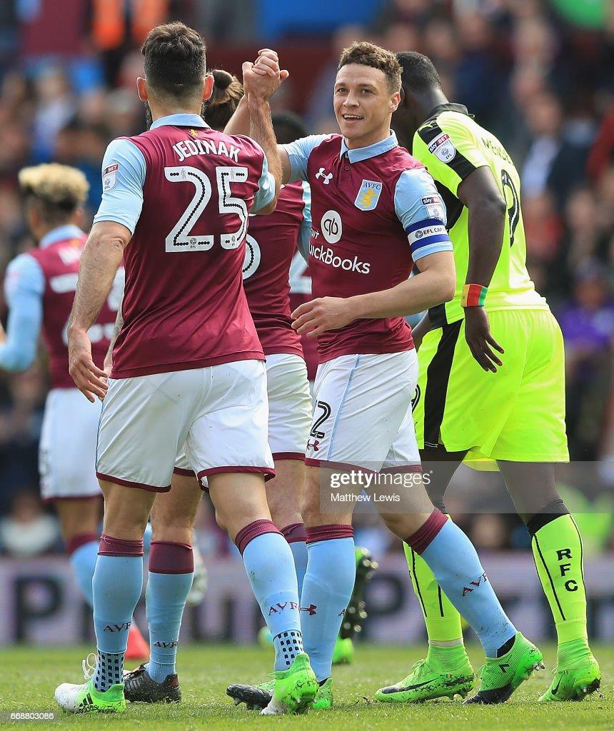 Aston Villa v Reading - Sky Bet Championship : News Photo