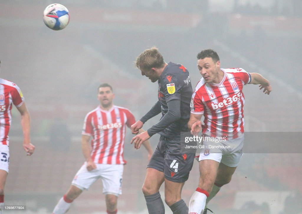 Stoke City v Nottingham Forest - Sky Bet Championship : News Photo