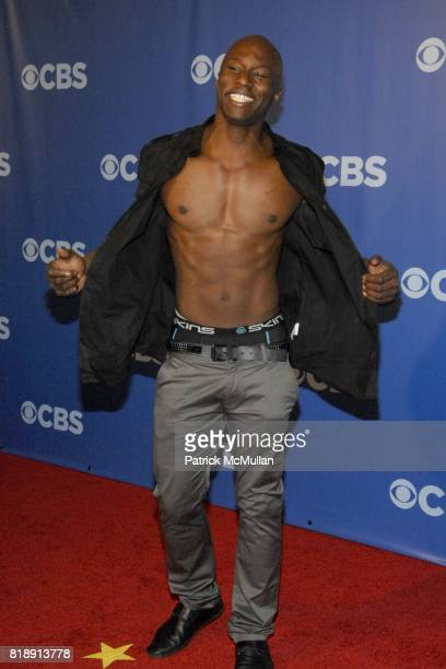 James Clement attends CBS UPFRONT 2010 at Damrosch Park on May 19 2010 in New York City