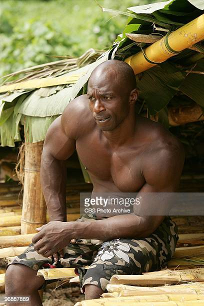 James Clement during the second episode of SURVIVOR HEROES VS VILLAINS Thursday Feb 18 on the CBS Television Network