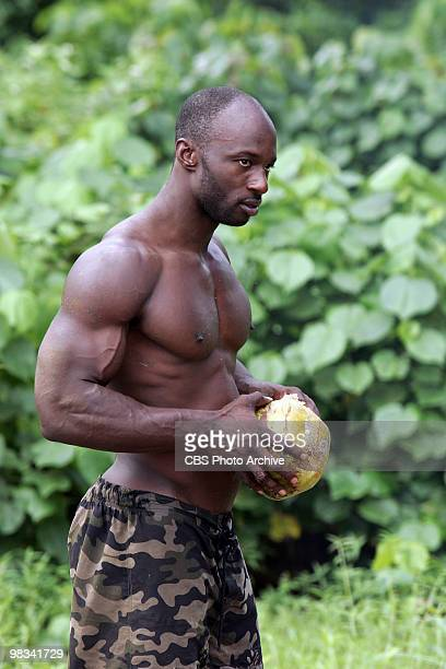 James Clement during the sixth episode of SURVIVOR HEROES VS VILLAINS Wednesday March 24 on the CBS Television Network