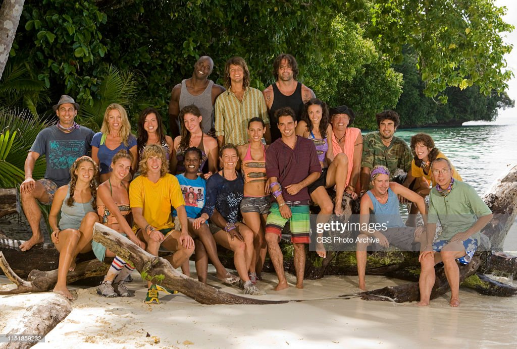 Survivor: Micronesia - Fans Vs. Favorites : News Photo