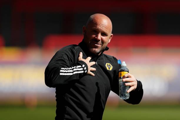 GBR: Wolverhampton Wanderers v West Bromwich Albion: Premier League 2