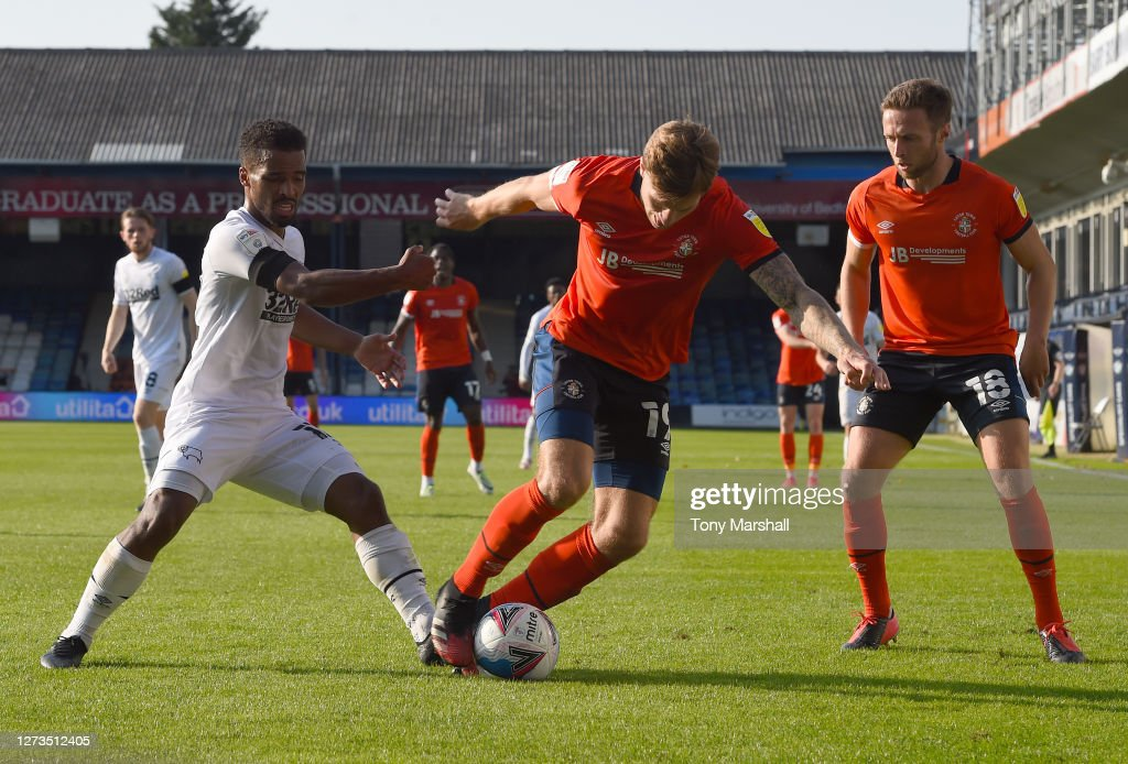 Luton Town v Derby County - Sky Bet Championship : News Photo