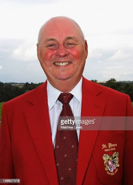 James Cook of Marriott St Pierre Hotel and Country Club pictured after winning the Lombard Challenge Regional Qualifier at Cumberwell Park Golf Club...