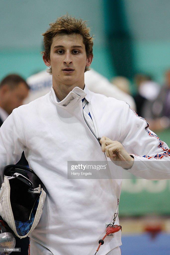 Modern Pentathlon European Championships : News Photo