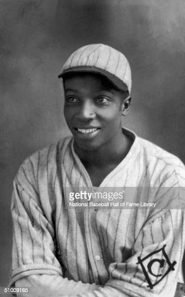 James Cool Papa Bell poses for a portrait Cool Papa played in the Negro Leagues for the St Louis Stars Kansas City Monarchs Chicago American Giants...
