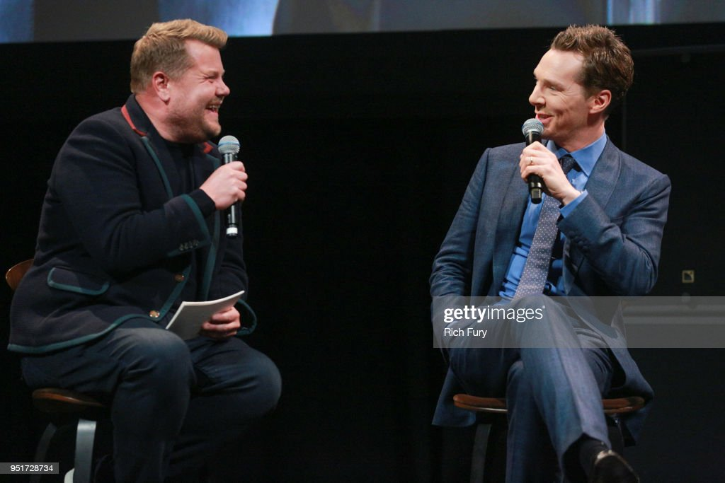 "For Your Consideration Event For Showtime's ""Patrick Melrose"" - Inside"