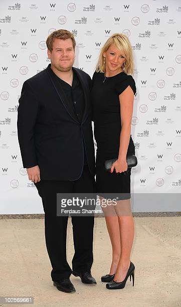 James Corden attends the Summer fundraising party for The Old Vic Theatre at Battersea Power station on July 1, 2010 in London, England.