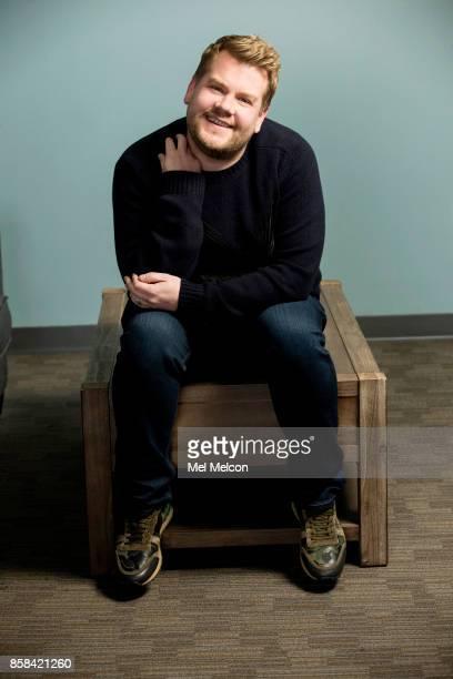 James Corden is photographed for Los Angeles Times on January 27 2017 in Los Angeles California PUBLISHED IMAGE CREDIT MUST READ Mel Melcon/Los...