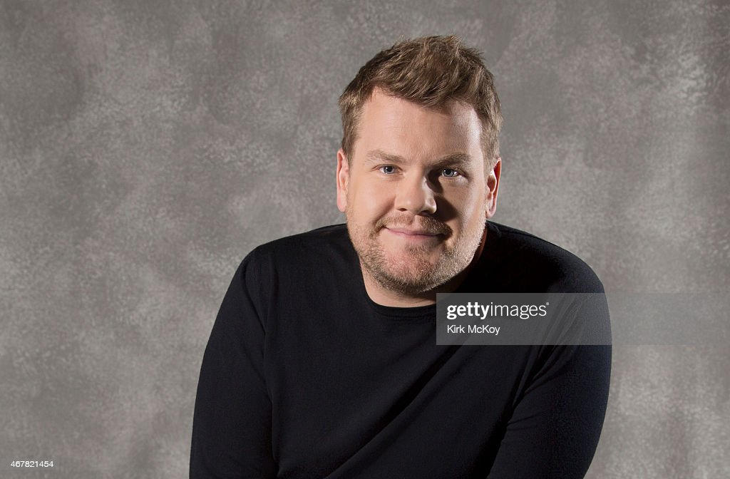 James Corden, Los Angeles Times, March 23, 2015