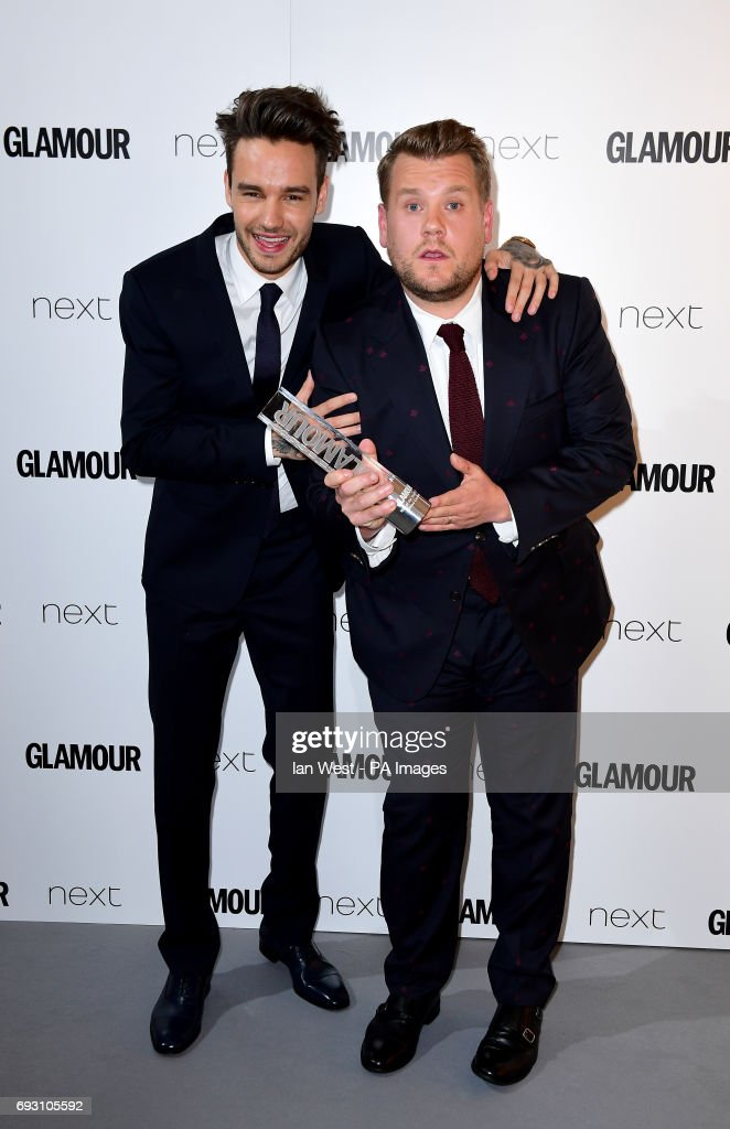 Glamour Women of the Year Awards 2017 - Press Room - London : News Photo