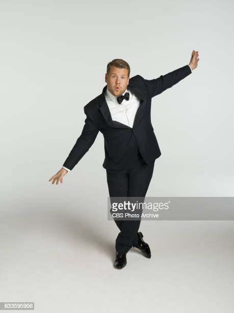 James Corden the Emmy and Tony Awardwinning multifaceted host of CBS's THE LATE LATE SHOW with JAMES CORDEN will host THE 59TH ANNUAL GRAMMY AWARDS...