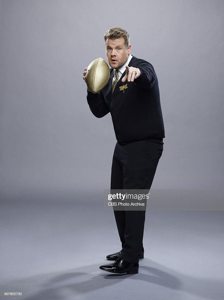 James Corden will host a special Super Bowl Sunday edition of 'The Late Late Show with James Corden,' Sunday, Feb. 7 after late local news (approximately 11:35 PM -- 12:35 AM, ET / 8:35 PM -- 9:35 PM, PT) on the CBS Television Network.
