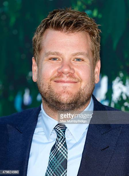 James Cordon attends the Serpentine Gallery Summer Party at The Serpentine Gallery on July 2 2015 in London England
