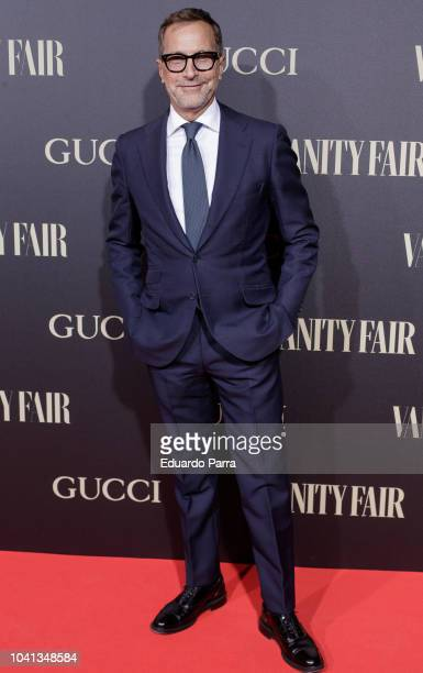 James Costos attends 'Personality of the Year' Awards at Royal Theatre on September 26, 2018 in Madrid, Spain