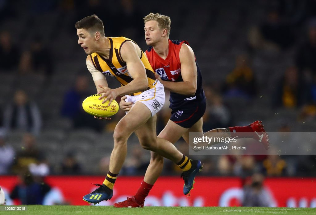 VFL Grand Final - Casey v Box Hill