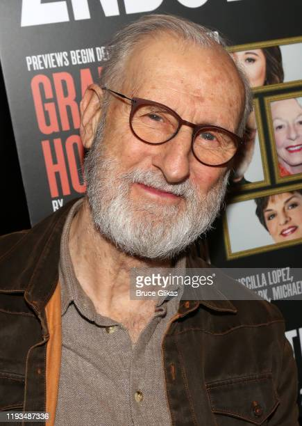 James Cromwel attends a meet and greet for Second Stage Theater's upcoming production of Grand Horizons on Broadway at The Liberty Room at The...