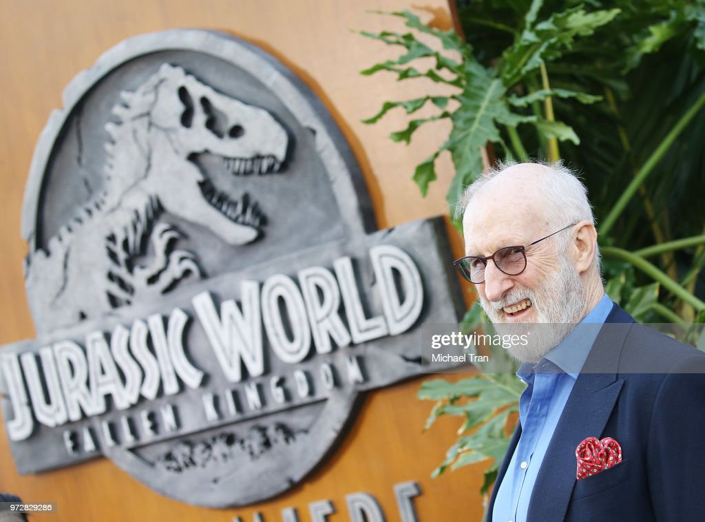 James Cromwell arrives to the Los Angeles premiere of Universal Pictures and Amblin Entertainment's 'Jurassic World: Fallen Kingdom' held at Walt Disney Concert Hall on June 12, 2018 in Los Angeles, California.