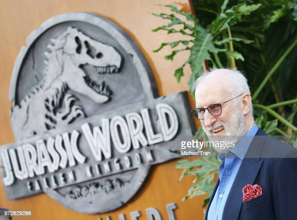 James Cromwell arrives to the Los Angeles premiere of Universal Pictures and Amblin Entertainment's 'Jurassic World Fallen Kingdom' held at Walt...