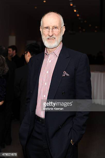 James Cromwell attends CalArts REDCAT Gala Honoring Herb Alpert With A Special Performance By Herb Alpert And Lani Hall at REDCAT on March 15 2014 in...