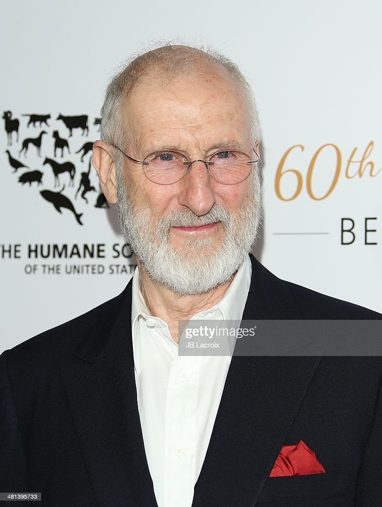 James Cromwell attends The Humane Society Of The United States 60th Anniversary Benefit Gala held at The Beverly Hilton Hotel on March 29, 2014 in Hollywood, California.