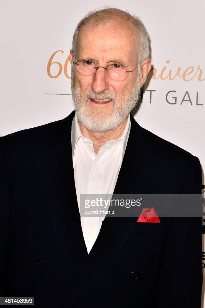 James Cromwell attends the Humane Society of the United States 60th Anniversary Benefit Gala at The Beverly Hilton Hotel on March 29 2014 in Beverly...
