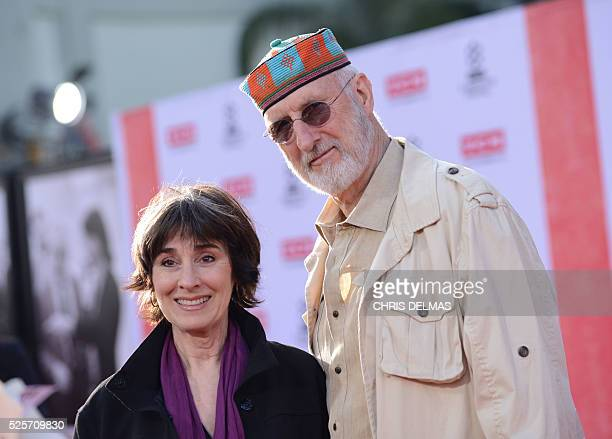 """James Cromwell attends the Opening Night Gala of the 2016 TCM Classic Film Festival celebrating The 40th Anniversary Screening of """"All the..."""