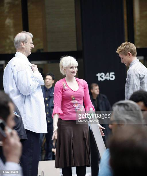 James Cromwell Bryce Dallas Howard and Topher Grace