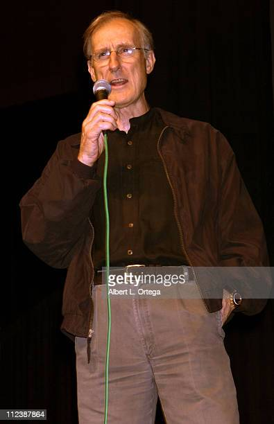 James Cromwell during 15th Anniversary of 'Star Trek The Next Generation' Convention Day 3 at Pasadena Civic Auditorium in Pasadena California United...