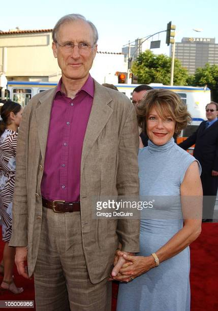 James Cromwell during 'K19 The Widowmaker' Premiere at Mann Village Theatre in Westwood California United States