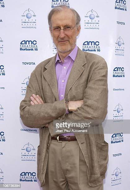 James Cromwell during Kevin Bacon Tribute Event to Benefit ECO's Climate Star Campaign at Brand New Burbank AMC 16 at Burbank AMC 16 in Burbank...
