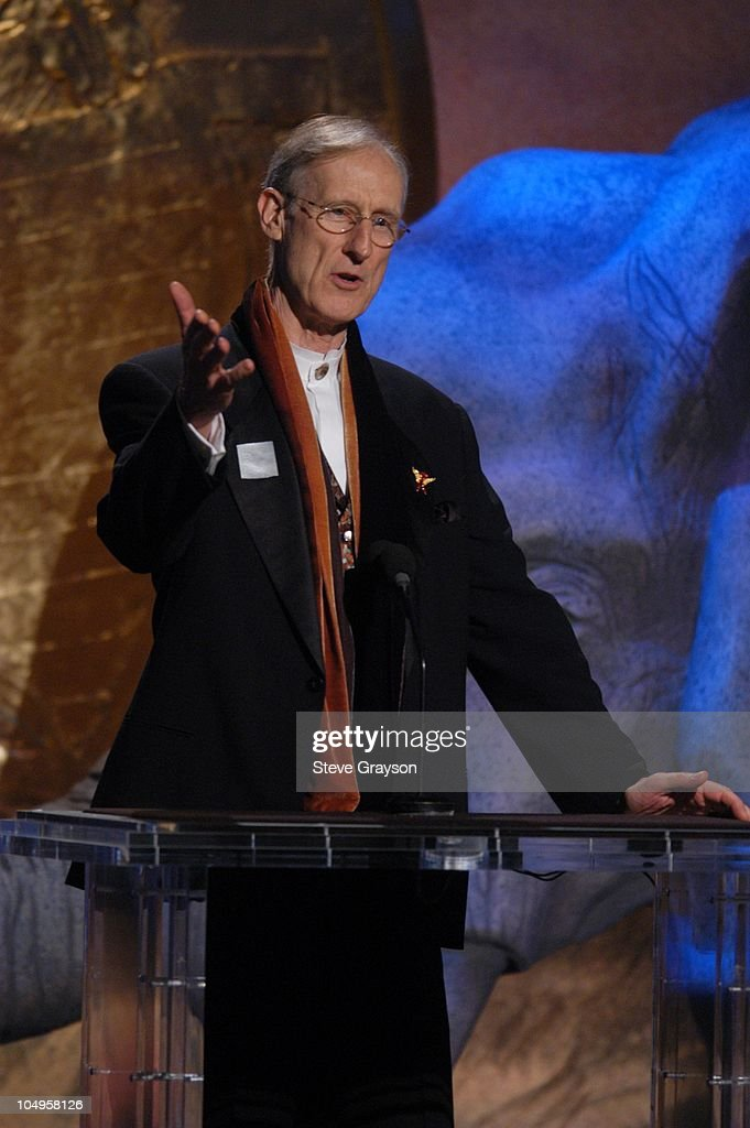 James Cromwell during The 17th Annual Genesis Awards - Show at The Beverly Hilton Hotel in Beverly Hills, California, United States.