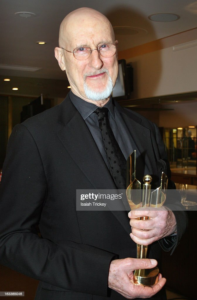 James Cromwell, winner of the best actor in a leading role, attends the 2013 Canadian Screen Awards at Sony Centre for the Performing Arts on March 3, 2013 in Toronto, Canada.
