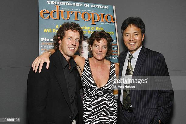 James Daly Edutopia Editor in Chief Kate Rodler Publisher Dr Milton Chen George Lucas Education Foundation