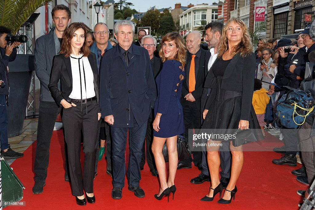 Opening Ceremony : 27th Dinard Film Festival