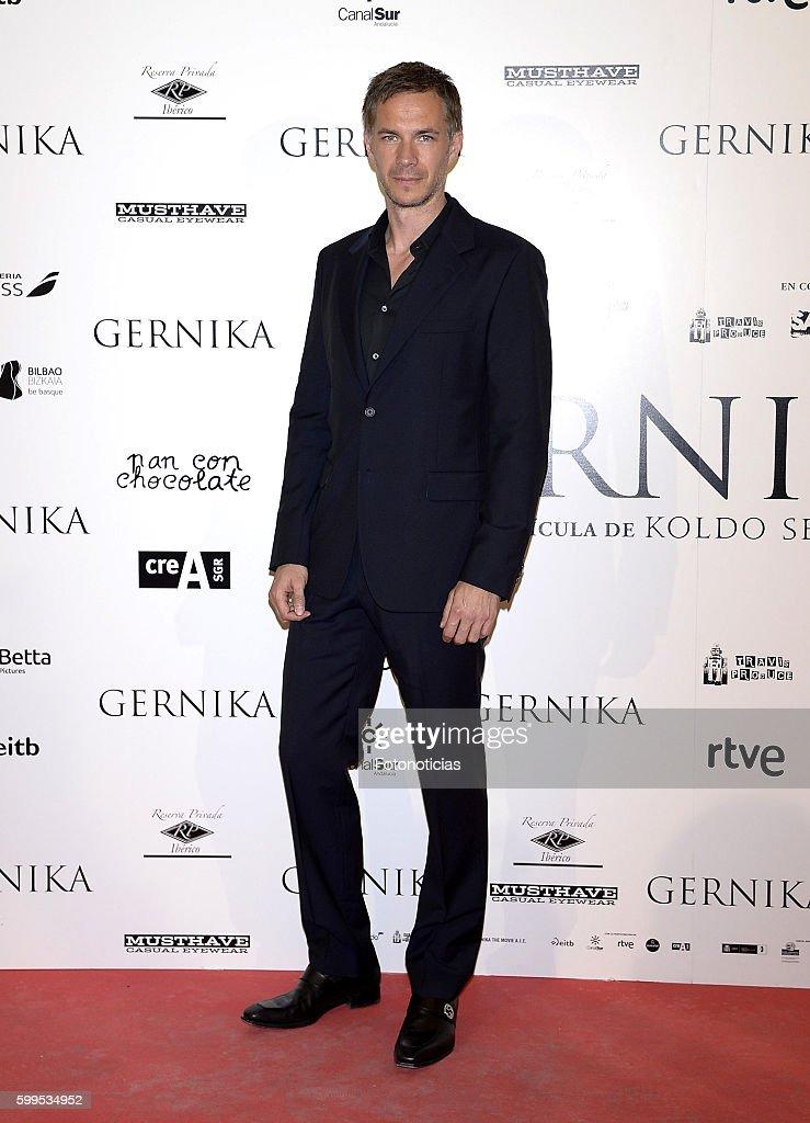 'Gernika' Madrid Premiere